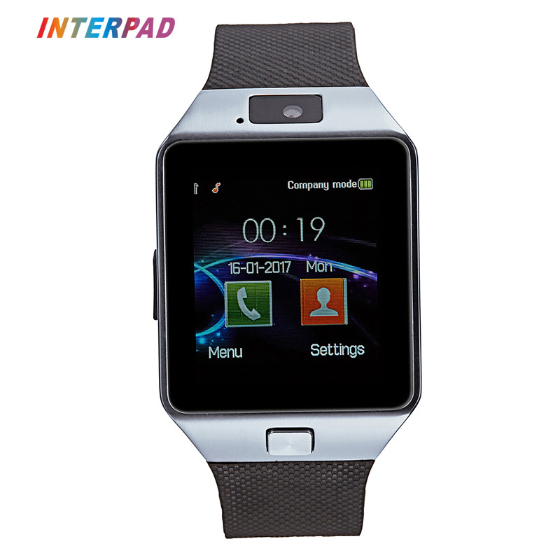 Factory Price DZ09 U8 font b Smart b font Watch Digital Sport Wrist Watch Support TF