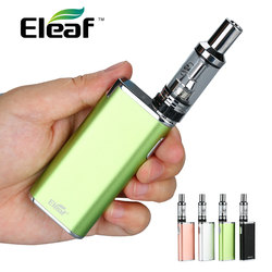 Originale Eleaf IStick Trim Kit con GSTurbo W/Built-In 1800 mAh Batteria e 1.8 ml Tank & All-new Bobina Testa GS Aria Max 25 W uscita