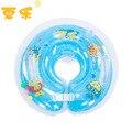 Бассейн и Аксессуары детские Принадлежности плавание плавать шеи кольцо детские Кольцо Безопасности infantfloat круг купания Надувные Падение