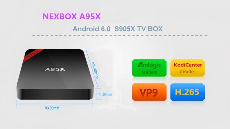 A95X NEXBOX-a