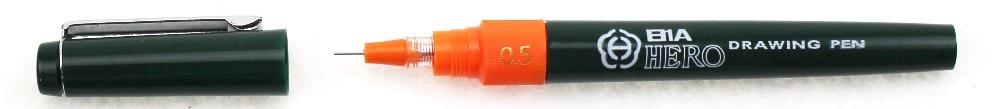 HERO10 PCS 0.5 milímetros agulha de tinta