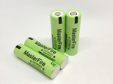MasterFire 20PCS/LOT Original CGR18650CG 18650 3.7V 2250mAh Rechargeable Battery Lithium Batteries For Panasonic