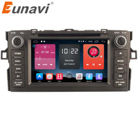 Eunavi Quad Core 7 Android 6 0 2 Din Car DVD Player For Toyota Auris Hatchback