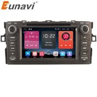 Eunavi Quad Core 7 Android 6 0 2 Din Car DVD Player For Toyota Auris Hatchback