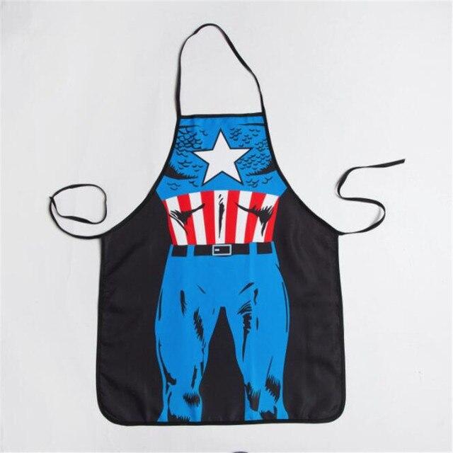 Фартук Капитан Америка 1