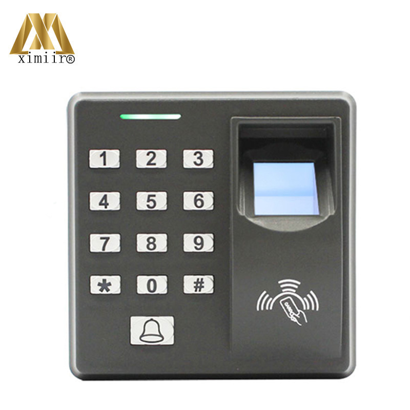Free Shipping XM71 Standalone Access Control Without Software Fingerprint Access Control