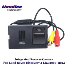 Liandlee For Land For Rover Discovery 4 LR4 2010~2014 Car Reverse Parking Camera Backup Rear View Camera / SONY CCD Integrated liandlee for land for rover freelander 2 2006 2015 car reverse camera rear view backup parking camera integrated high quality