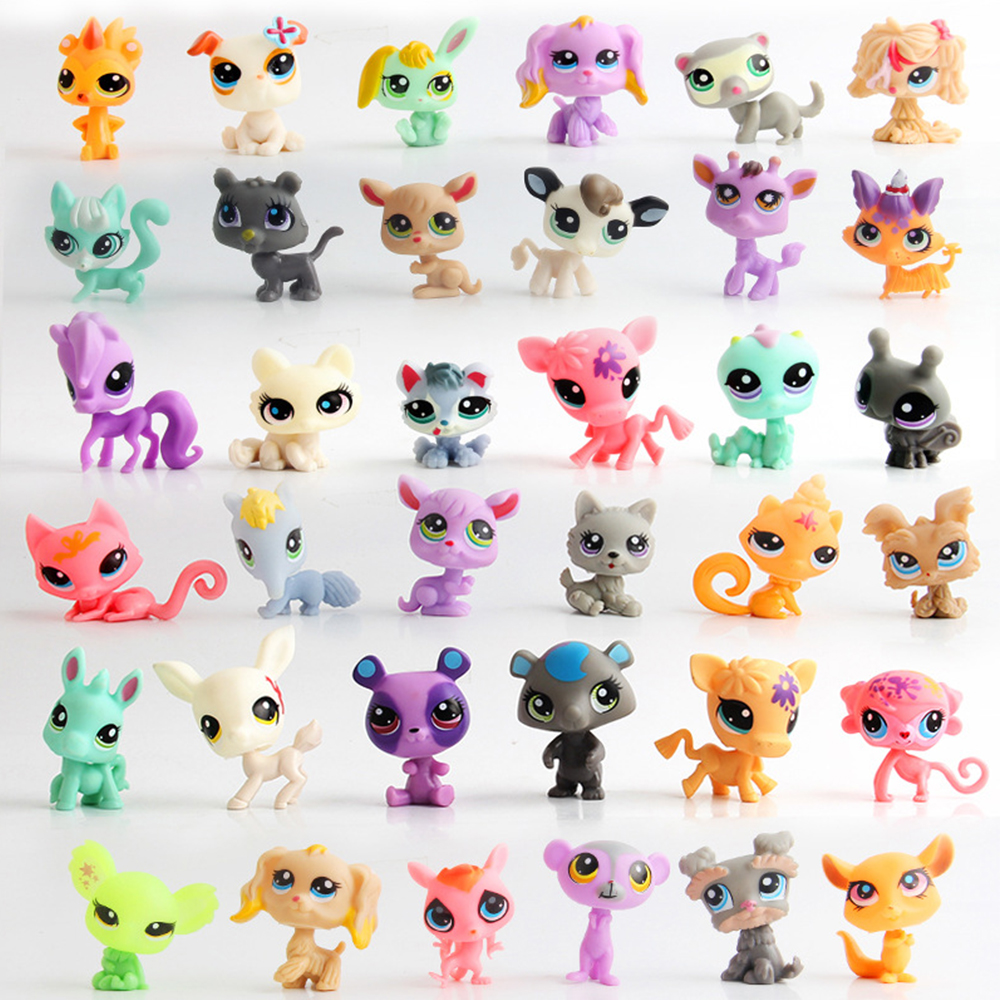 1pcs Random Send Suprise Funny Toys Kids Children Action Figures Toys Animal Magic Eggs Cartoon Cat Dog Dinosaurs Toy Gifts