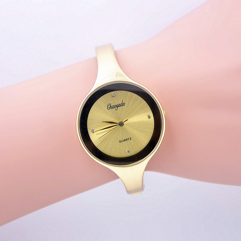 2016 New Fashion Relojes mujer Wristwatch Bracelet Quartz watch Woman Ladies Watches Clock Female Dress Relogio Feminino relojes mujer classic new fashion casual watches women dress quartz watch mickey hollow dial leather wristwatch relogio feminino