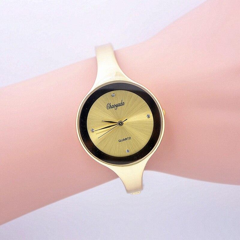 2016 Neue Mode Uhren Mujer Armbanduhr Armband Quarzuhr Frau Damen Uhren Uhr Weibliche Kleid Relogio Feminino Gesundheit Effektiv StäRken