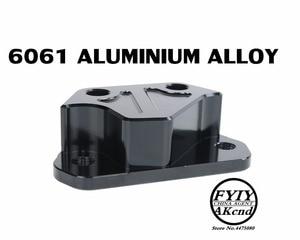 Image 2 - CNC aluminium alloy brake caliper bracket Motorcycle modifvation For Yamaha NVX155 Aerox 155 40mm brake caliper bracket