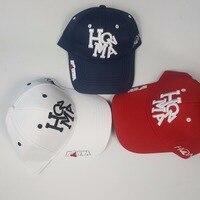 Golf şapka HONMA Beyzbol Şapkası Açık şapka yeni güneş kremi gölge spor golf cap Ücretsiz kargo