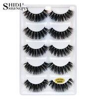 100box Design Wholesale with Free DHL False Eyelashes supplier customized 3d Mink Eyelashes Maquiagem Cilios Natural