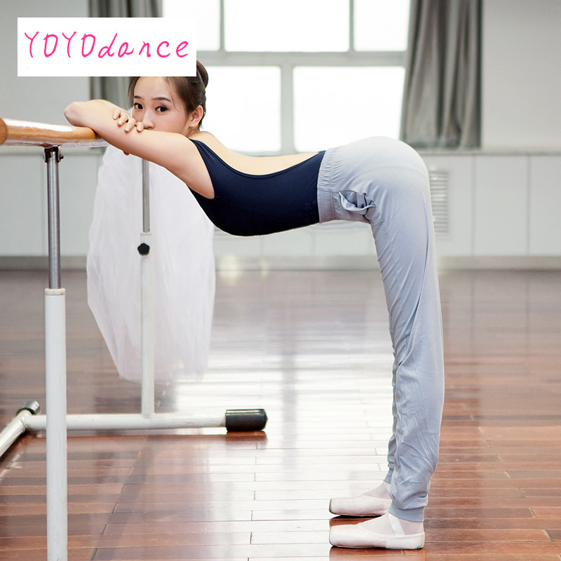 S-3XL Ladies Dance Pants Pantalon Femme Fitness Clothes Women Trouser   Slim Adult Practice Uniforms Radish Pant