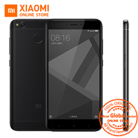 Global Version Xiaomi Redmi 4X Smartphone 3GB RAM 32GB Snapdragon 435 Octa Core CPU Adreno 505 GPU 4100mAh 13MP Camera MIUI8.1