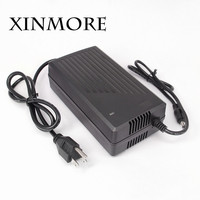 XINMORE Bateria 29 Volt Power Supply 7A 6A 5A Scooter Lithium Li Ion Car Battery Charger
