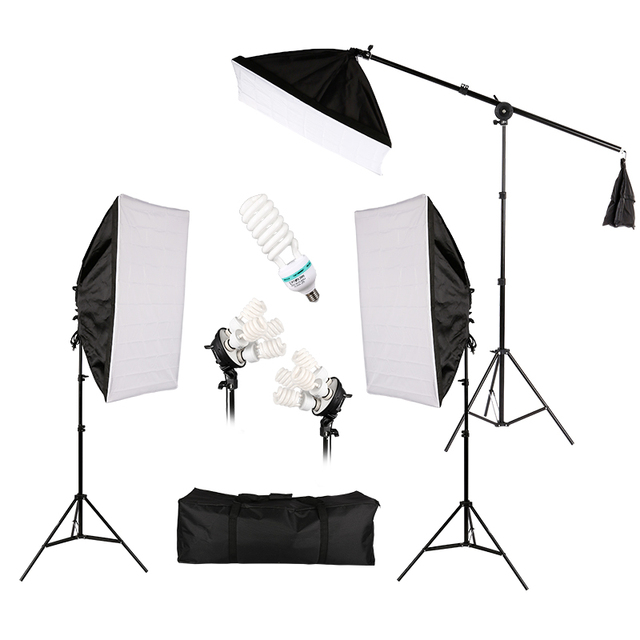 Fotostudio Beleuchtung | Fotostudio Beleuchtung Kit Fotografie Studio Portrait Produkt