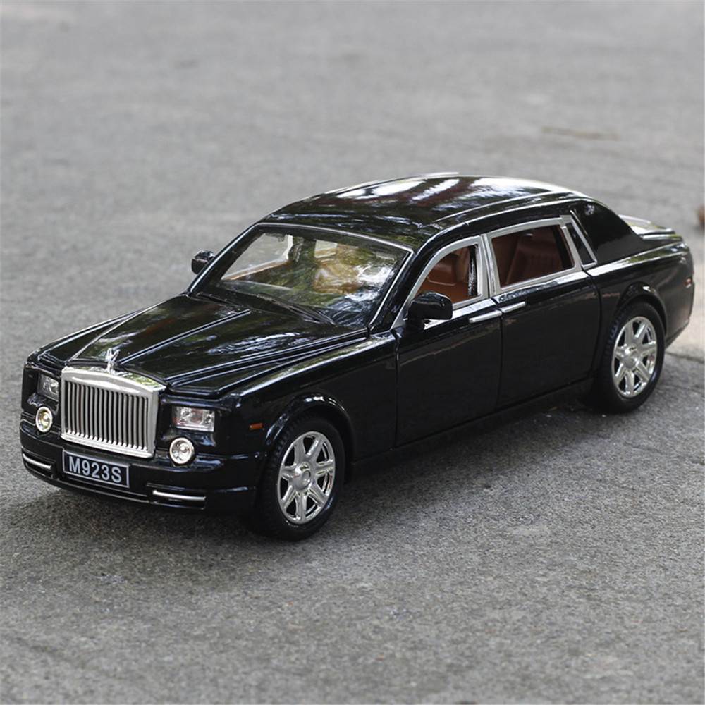 124-Car-Model-Rolls-Royce-Phantom-Lengthened-Cohes-Diecast-Alloy-Sixdoor-model-Light-Models-High-Simulation-Toy-Gift-Collection-3