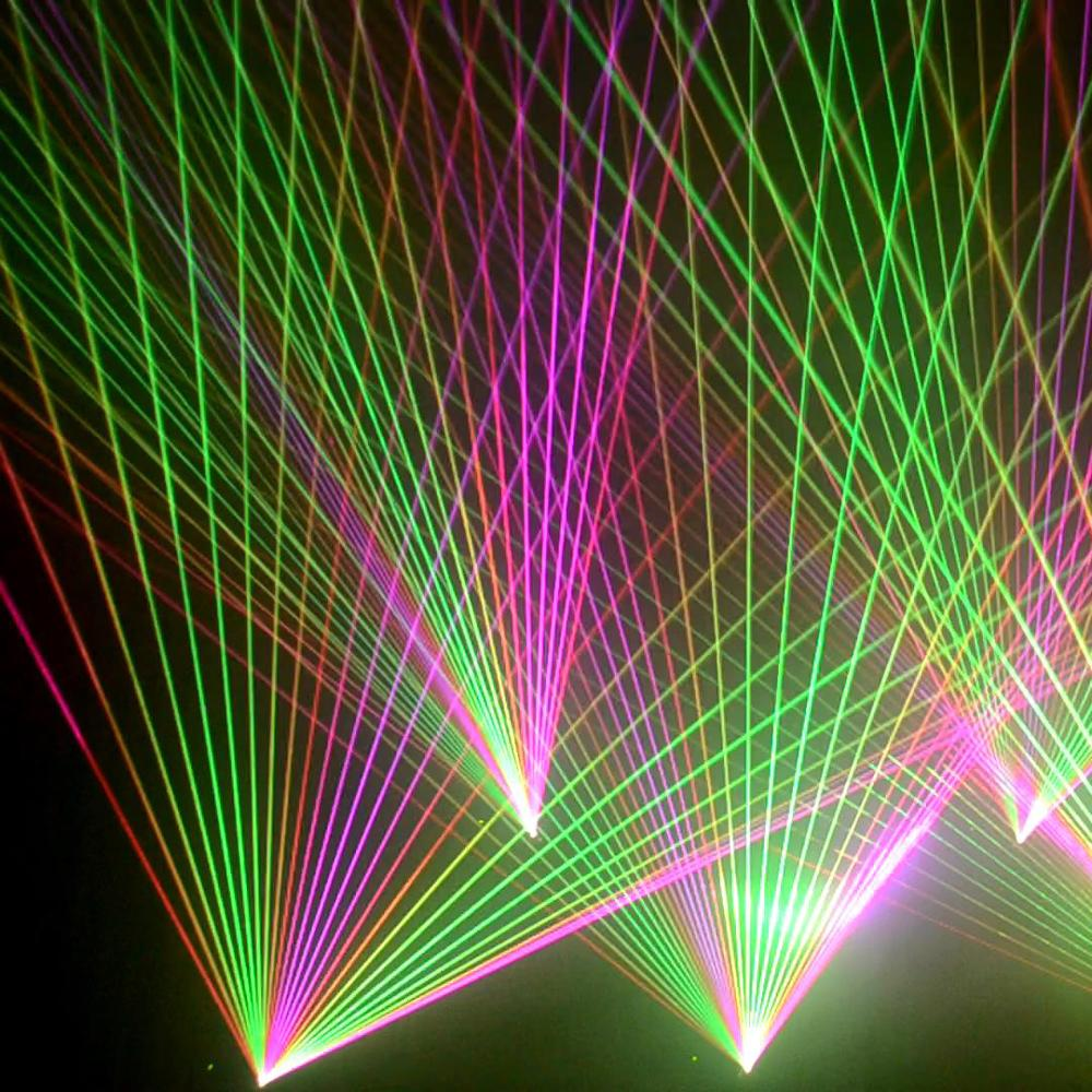 4W 30Kpps scanner 4000mW RGB laser stage light for professional laser show DJ Disoco FB3 ILDA DMX SD Sound control4W 30Kpps scanner 4000mW RGB laser stage light for professional laser show DJ Disoco FB3 ILDA DMX SD Sound control