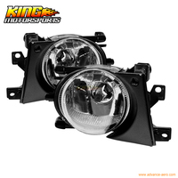Fit For 01 02 03 BMW E39 5 Series OE Fog Lights Clear Lamps Light Left Right Pair USA Domestic Free Shipping