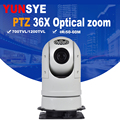 YUNSYE Police vibration-proof mobile IR 36x ZOOM CAR PTZ CAMERA CCD Vehicle high speed PTZ camera 700TVL video surveillance