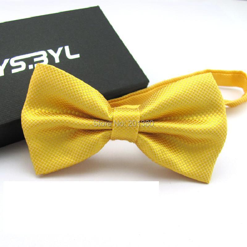 17 Solid color bowtie men Bow Tie Fashion butterflies white black blue 3