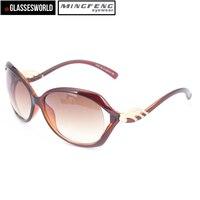 Hoge kwaliteit zonnebril verzending van china vrouwen zonnebril