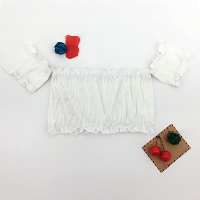 HTB162VXRVXXXXcJXpXXq6xXFXXXa - Women Slash Neck Ruffles Crop Tops with Long Sleeve Sexy Tube Tops PTC 143