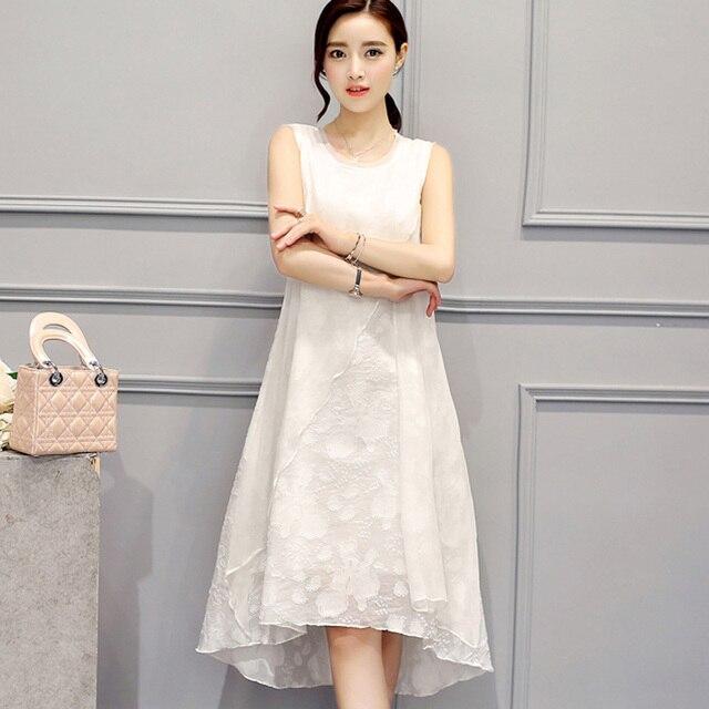 White Summer Dresses Plus Size Timiznceptzmusic