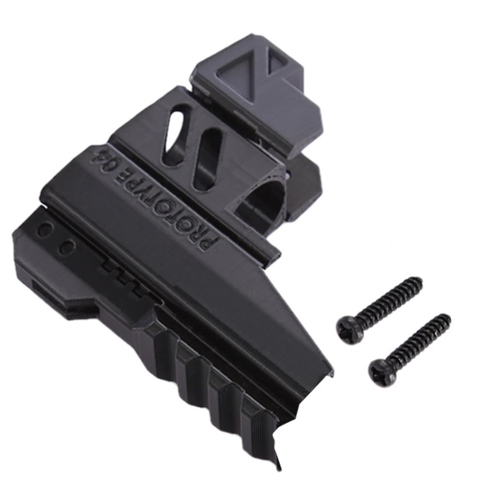купить 3D Printing Modified HS-04 Front Tube for Nerf Zombie Strike Hammershot Blaster по цене 1105.64 рублей