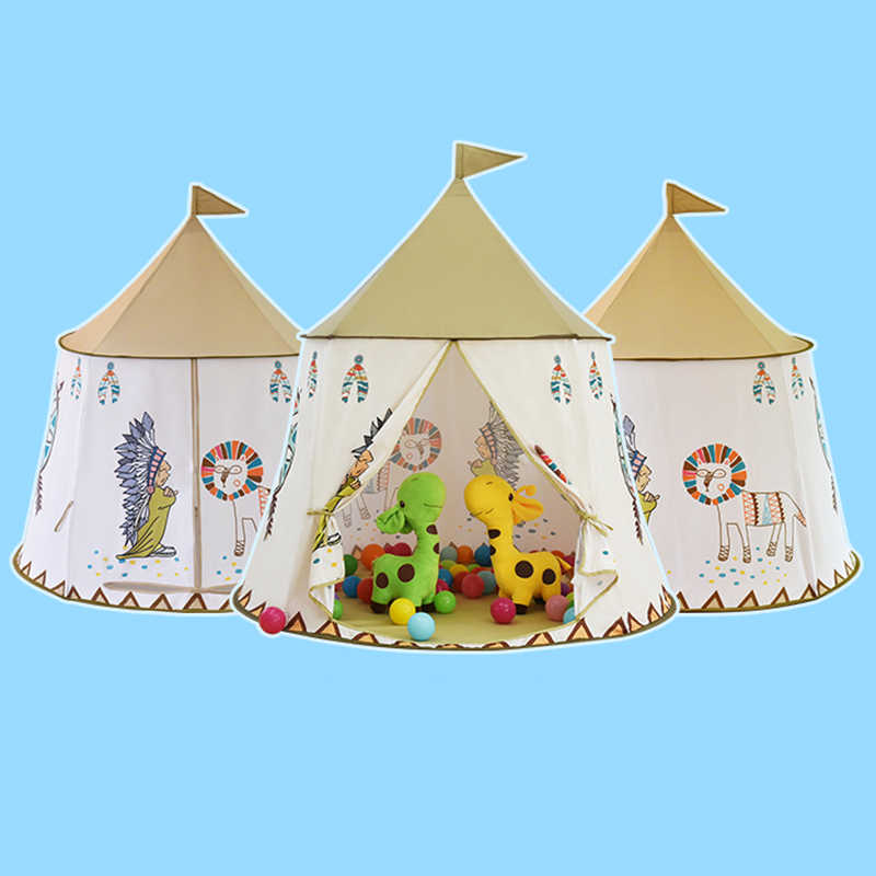 ポータブル折りたたみ再生テントプリンセス城のテント海洋ボールプールピット屋内/屋外 Playhouses おもちゃ子供キッズ女の子のため