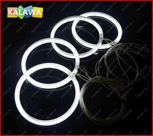 1 Set 120mm CCFL Angel Eyes Halo Ring Halo Light FREESHIPPING GGG many color option case for  E30 E32 E34 …etc