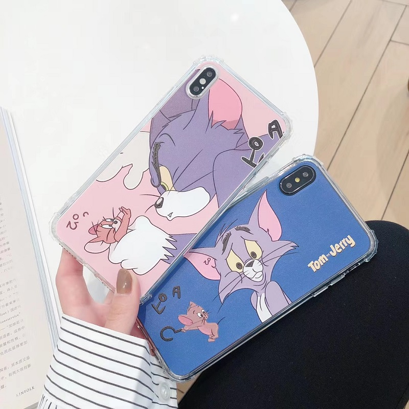 coque iphone xs tom jerry