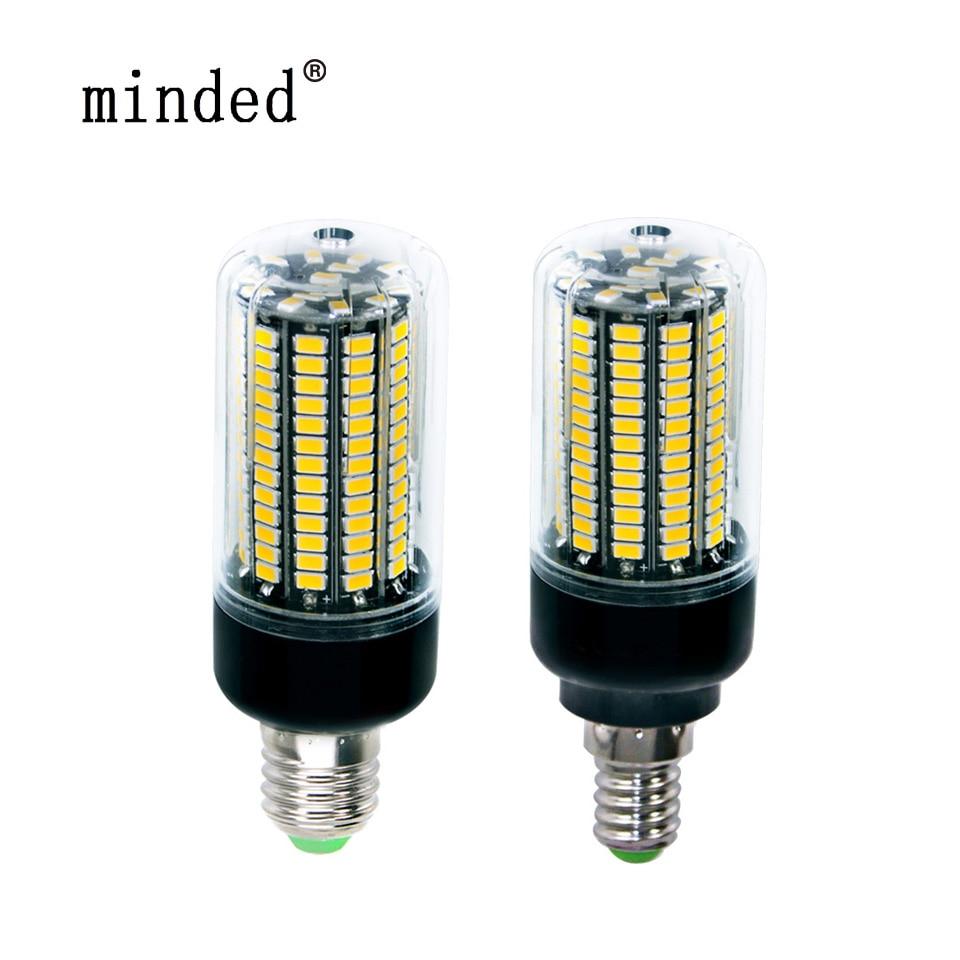 <font><b>5736</b></font> SMD <font><b>LED</b></font> Corn Bulb AC85-265V Real Watt 3.5w/5w/7w/8w/12w/15w E27 E14 No Strobe Light Bulb Lamp Smart IC Chandelier Lantern