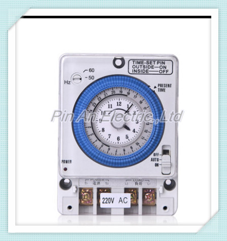 Water heater TB35 programmable timer, timer switch, time controller katalog water heater ariston