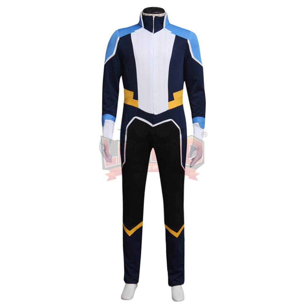 Cosplay legend Voltron:Legendary Defender Coran Cosplay Costume Suit All Size custom made full set