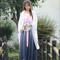 2016 продвижение горячая распродажа полиэстер женщины Disfraces древняя китайская костюм хмонг одежды древней китайской платья Hanfu для