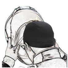 1PCS Cycling Breathable Helmet Inner Cap Coolmax Semi-circle Helmet