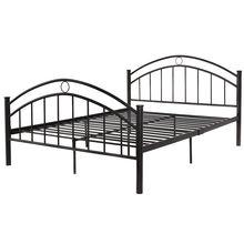 Bed Frame Mattress Platform with Headboard
