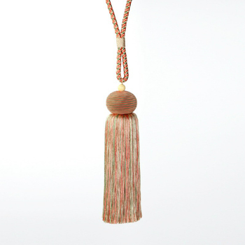 hoge kwaliteit luxe kwasten voor gordijnen fringe trim tassel fringe decoratieve accessoires voor gordijnen diy 15 kleur 1 paar