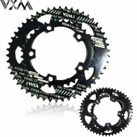 SNAIL 110BCD 50 35T 700C Road Bike Bicylcle 7075 T6 Alloy Oval Chainwheel Kit Ultralight Ellipse