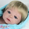 Npkdoll 55 cm suave silicone bonecas reborn bonecas realistas 22 polegada cheia de vinil bonecas reborn para venda boneca reborn criança meninas toys