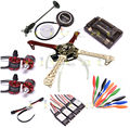 F450 Multi-Copter Quadcopter Rack Kit Frame APM 2.6 7M GPS Power Module 2212 Motor 30A Simonk ESC 1045 Prop Super combo