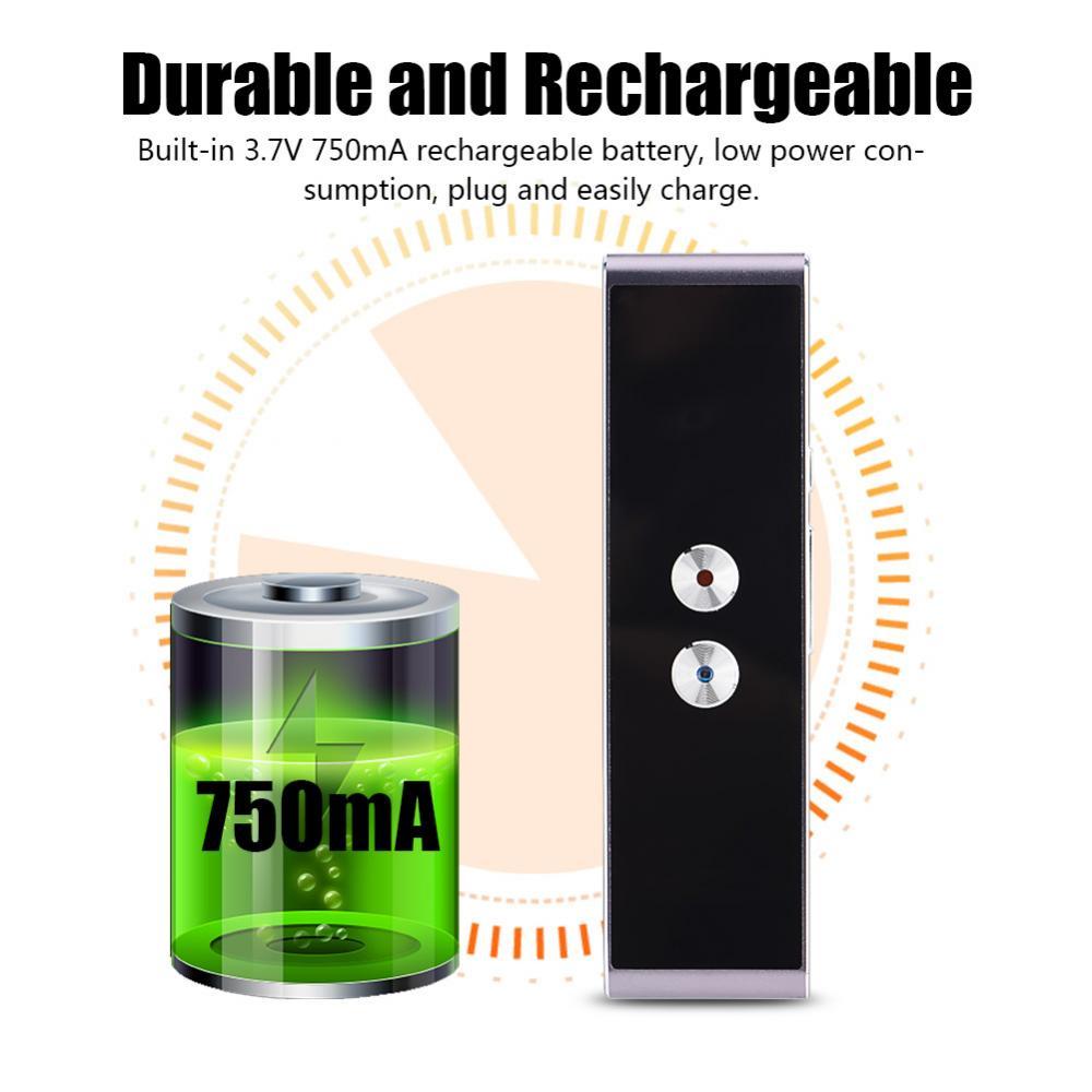 Portable Two-Way Smart Voice Translator 3
