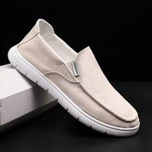 Мужские Туфли без каблуков; лоферы; обувь для вождения, Мужская nationa стиль Дышащие повседневные туфли из парусины с отделкой из пеньковой веревки стельки в рыбацком стиле; легкие ботинки D11-11