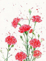 High Quality Decoration Gift DIY 5D Diamond Painting Beautiful Flowers Oil Painting Cross Stitch Crafts