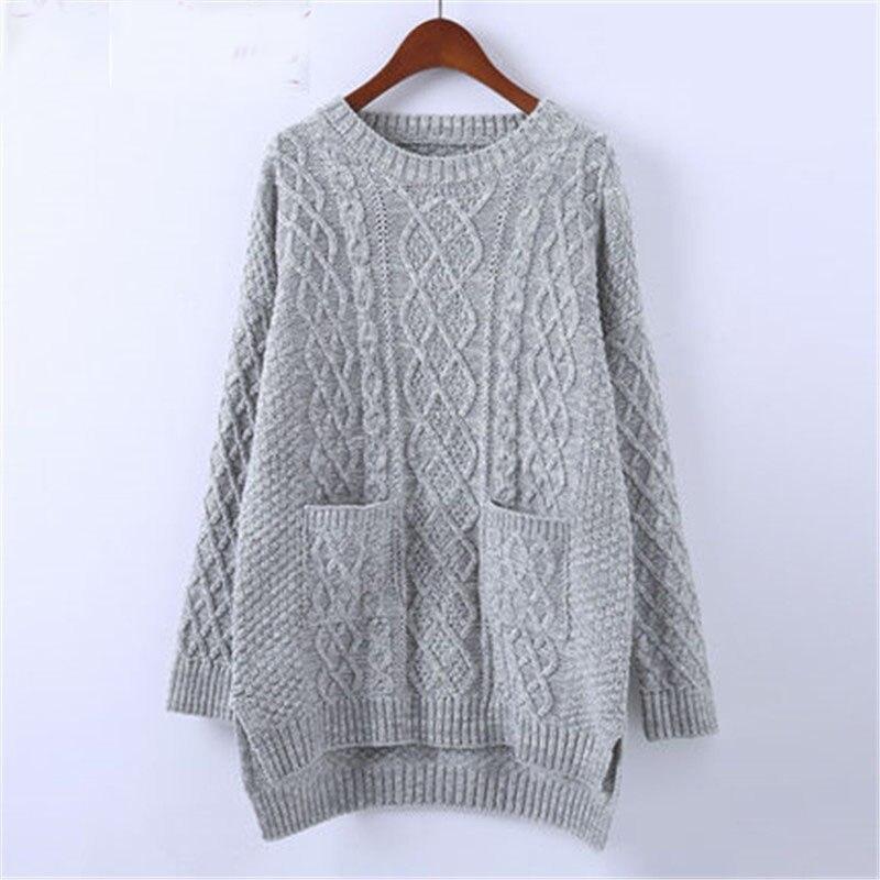 Long White Sweater Coat