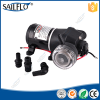 도매 10 개 Sailflo FL-35 12 볼트 12.5LPM 35psi 수요 압력 다이어프램 펌프 해양 RV