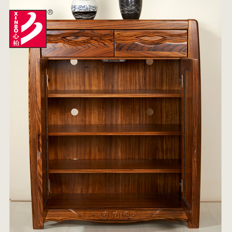 Attractive Wooden Shoe Cabinet Furniture. Aliexpresscom Buy Modern Shoe Rack Cabinet  African Zebrawood Home Furniturebutterfly Cabinetsolid Part 2
