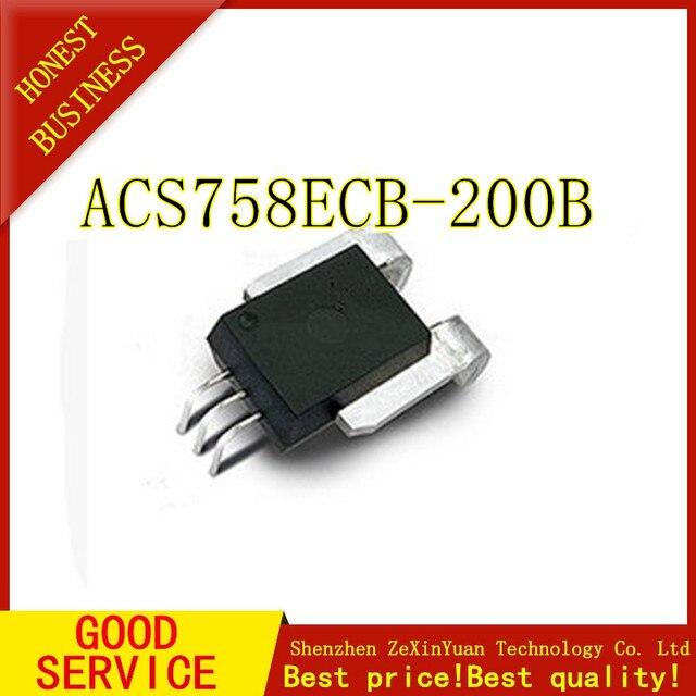 5PCS/LOT ACS758ECB 200B ACS758ECB Current sensing chip